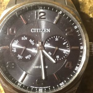 Citizens Eco Drive Chronograph Men's Watch